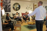 2013.09.07 北欧家具展セミナー開催
