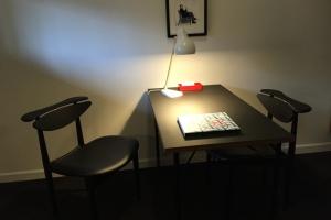 <p>VL38テーブルライト。</p>