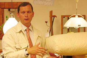 2004.07.29 アイラーセン社社長が来店。