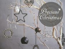 Precious Christmas クリスマスアイテム入荷。