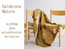 KLIPPAN 2019秋冬 ウールコレクション 9/20(金)発売